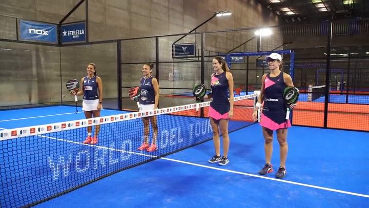 Resumen Cuartos de Final Femeninos Turno 2 Estrella Damm Open 2020