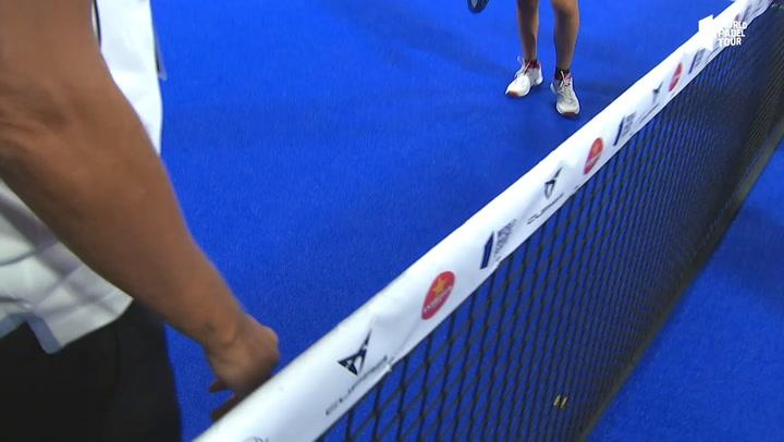 Resumen Cuartos de Final Salazar_Sánchez Vs Brea_Nogueira ADESLAS Open