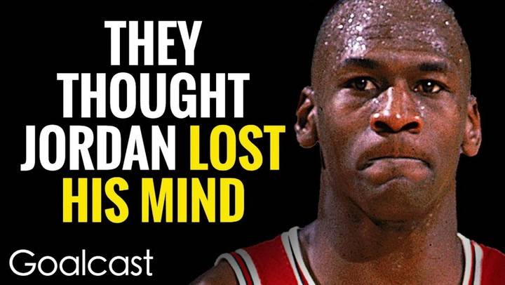 Michael Jordan's Biggest Loss Is Not What You Think   Goalcast