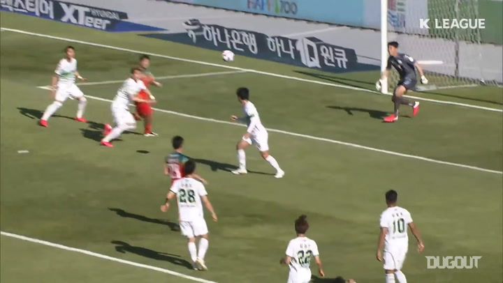 All Goals from K League Round Four