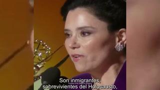 Alex Borstein ganadora del Emmy como mejor Actriz de reparto en serie de comedia