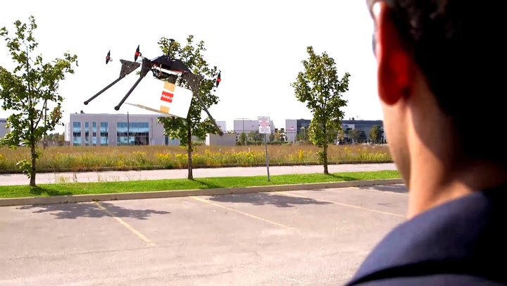 Drone Delivery Canada and the Future of Drone Logistics