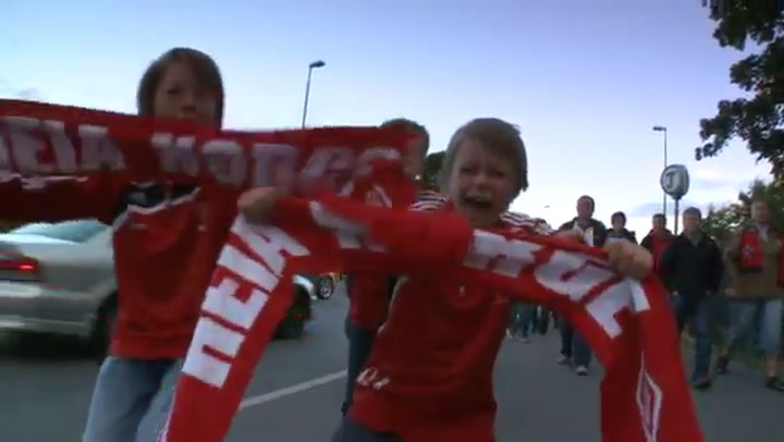 Así es el Ullevall Stadion, 'un Sadar a la noruega'