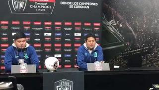 Wilson Gutiérrez cuestiona el arbitraje en derrota ante Tigres: