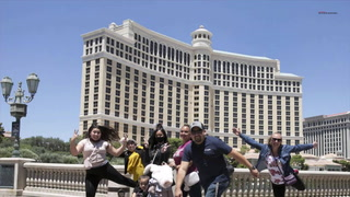 Visitors return to Las Vegas