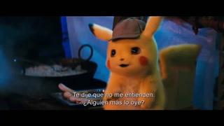 Tráiler subtitulado de Detective Pikachu