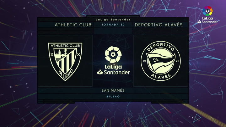 LaLiga (J30): Resumen del Athletic 0-0 Alavés