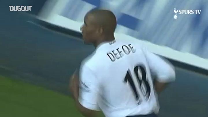 Jermain Defoe's best Tottenham Hotspur goals