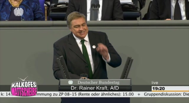Klimaexperte Dr.Rainer Kraft - AfD