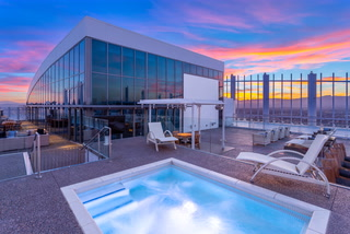 Real Estate Millions: $15M Palms Place Penthouse