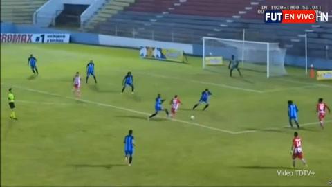 Vida 2-1 Real De Minas (Liga Salva Vida)