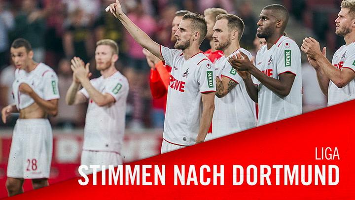 Stimmen nach Dortmund