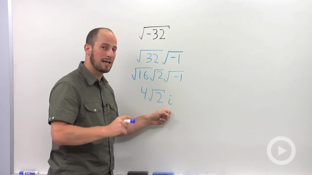 Introduction to Imaginary Numbers - Problem 1