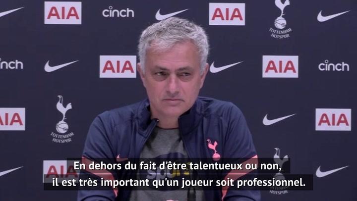 """Tottenham - Mourinho : """"Kane a de beaux défis à relever"""""""