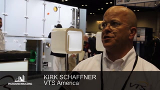 Tightly sealed air-handling systems helping fill industry need (video)