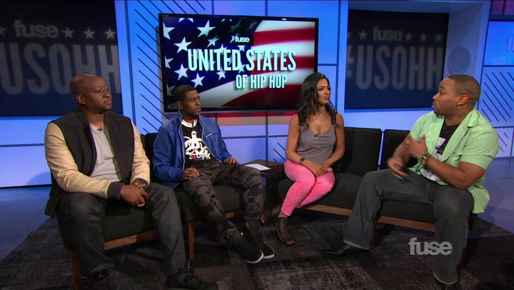 Shows: United States of Hip Hop: 'The Hustle' Star Clinton Lowe's Surprising Convo with Jadakiss