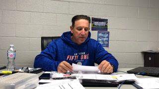 Tony DeFrancesco talks about the 51s' win over Sacramento