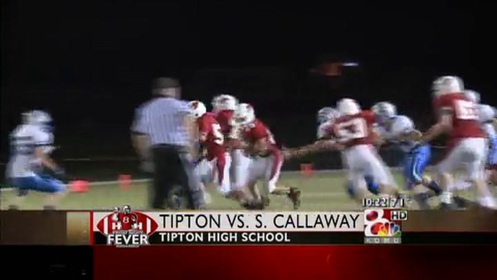 South Callaway at Tipton FNF Week Five