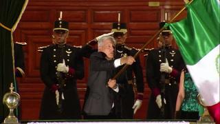 AMLO incluye nuevas arengas en grito de independencia