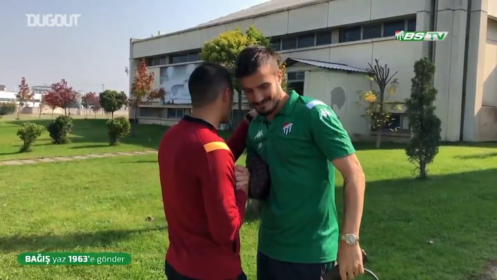 Bursaspor İstanbulspor Maçı İçin Yola Çıktı
