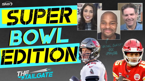 The Tailgate: Super Bowl Edition with Osi Umenyiora