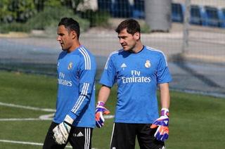 El mensaje de Keylor Navas a Iker Casillas tras anunciar su retiro como futbolista profesional