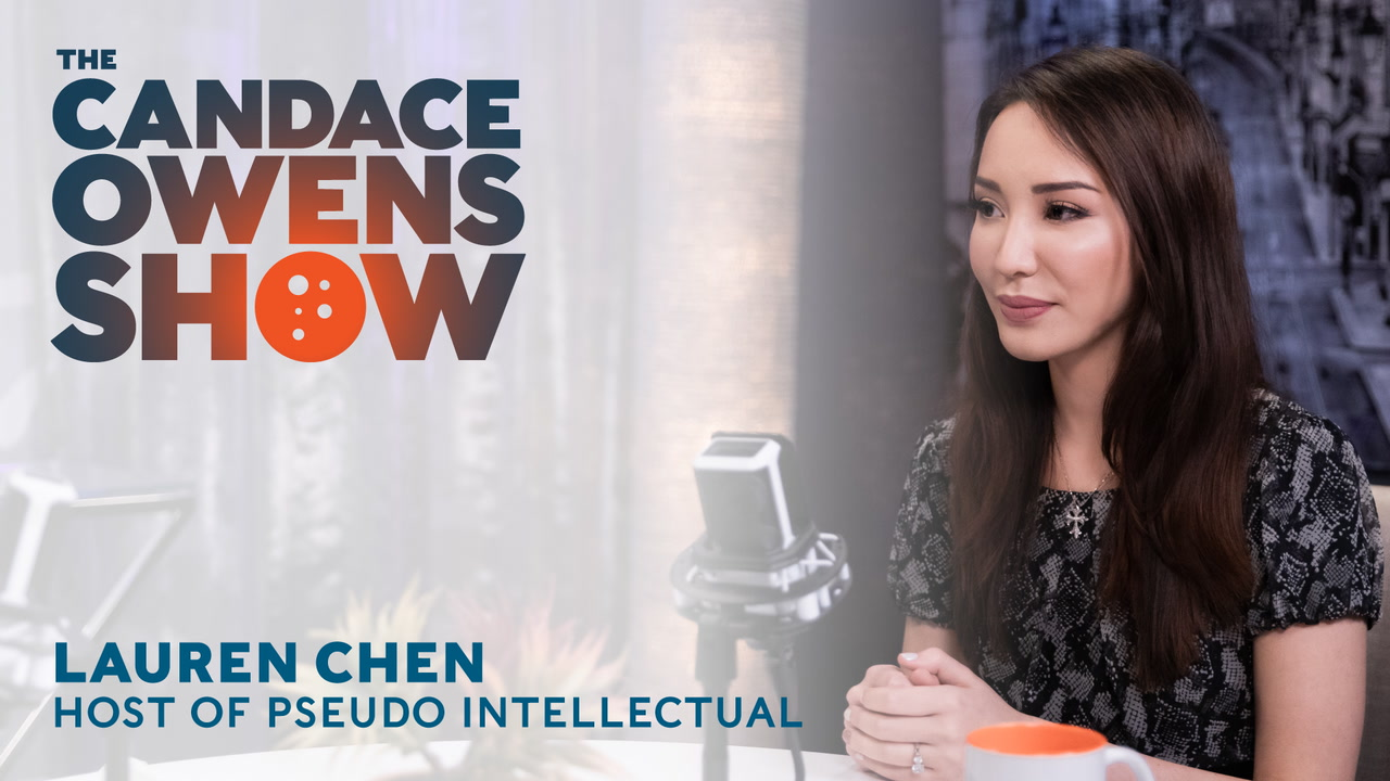 The Candace Owens Show: Lauren Chen