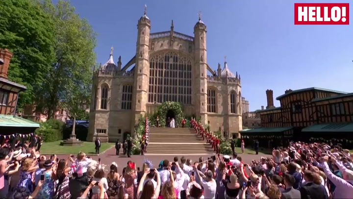 The Best Moments From The Royal Wedding
