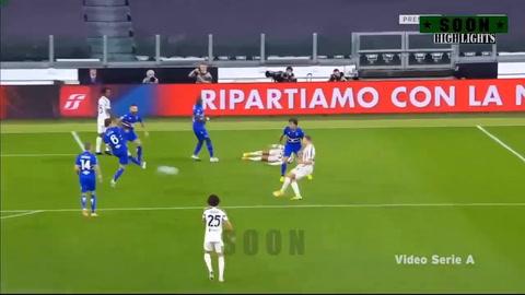 Juventus 3-0 Sampdoria (Serie A)