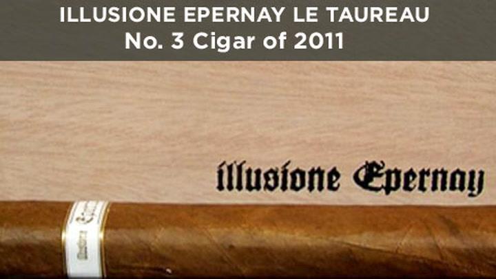Dion Giolito Cigar No.3