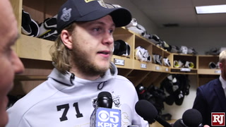 Golden Knights On Overtime Victory Against Sharks