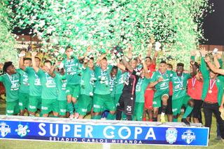 Marathón se corona campeón de la Supercopa al vencer a Platense en tanda de penales