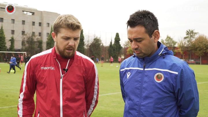 Dominik Furman: Kazanmak için İstanbul'a gideceğiz