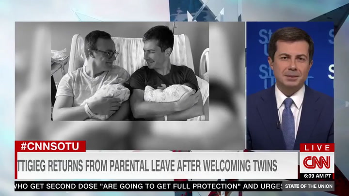 Buttigieg on Paternity Leave: 'I'm Not Going to Apologize' to Anyone for Taking Care of Our Premature Twins