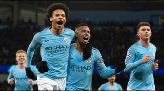 Manchester City recupera el liderato de la Premier con dos goles de Gabriel Jesús