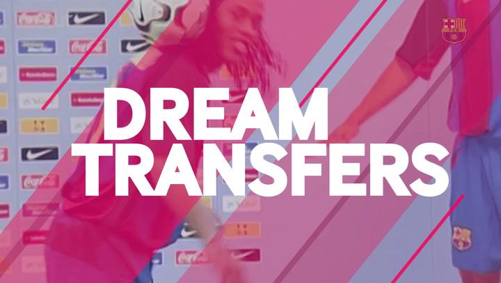 Dream Transfers: Ronaldinho