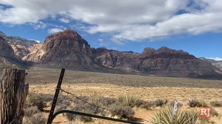 Search continues for missing hiker at Red Rock Canyon – Video