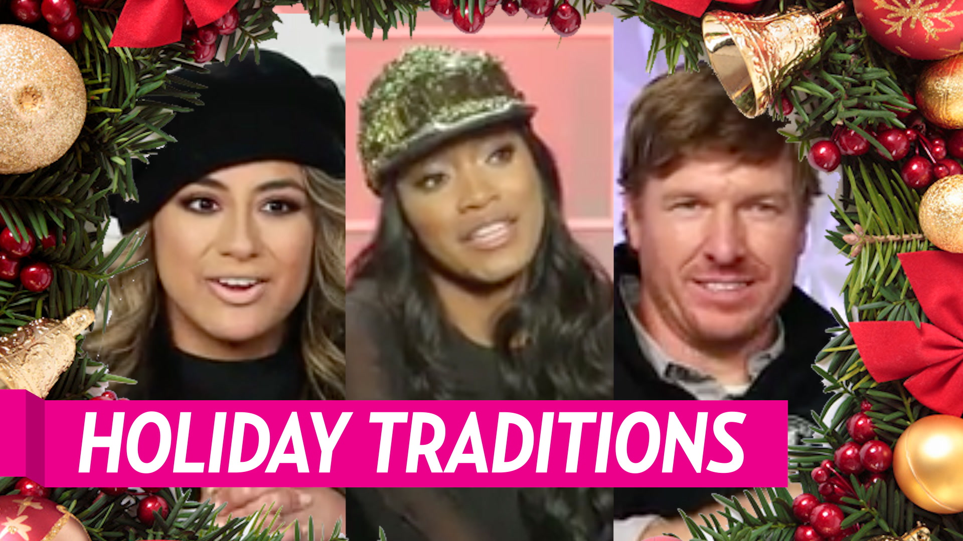 Khloe Kardashian Shows f Christmas Gifts From Kris Jenner