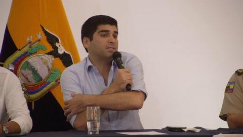 El tercer vicepresidente de Ecuador en tres años renuncia al cargo