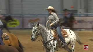 Junior NFR Offers Breakaway Roping for Girls