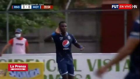 Real Sociedad 1 - 5 Motagua (Torneo Apertura 2020)