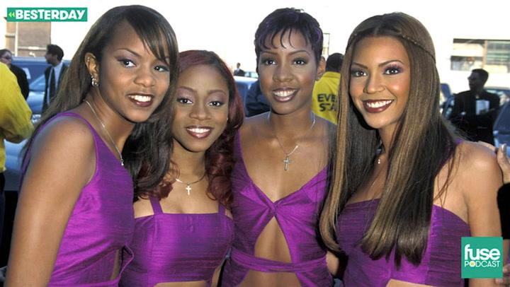 Celebrating Destiny's Child's Long-Lasting Impact: Besterday Podcast