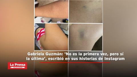 Vocalista de banda hondureña denuncia ser víctima de violencia doméstica y muestra evidencia en redes sociales