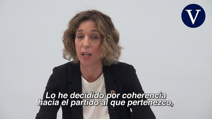 Chacón: 'No haremos una declaración unilateral de independencia'