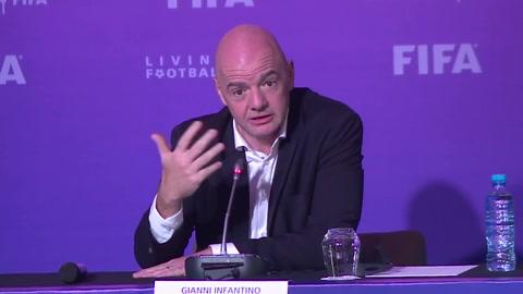 FIFA estudia viabilidad de un Mundial Catar-2022 con 48 equipos