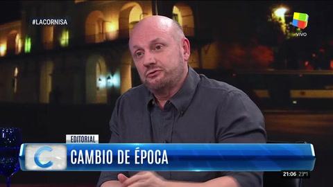 Campanella aseguró que con el triunfo de Cambiemos se votó el cierre del siglo XX