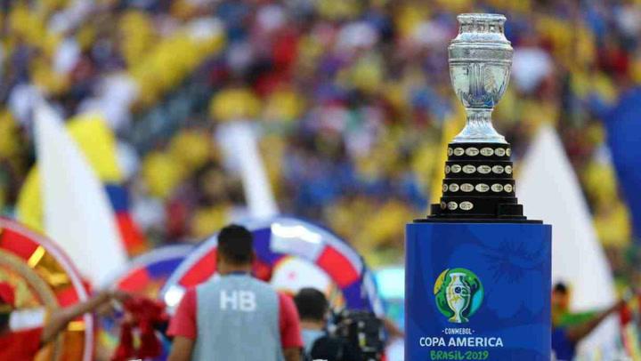 Copa América 2021 se jugará sin Australia y Qatar