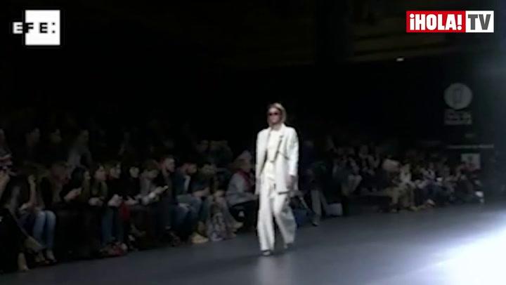 Fashion Week Madrid Otoño-Invierno 2013-2014: Martín Lamothe