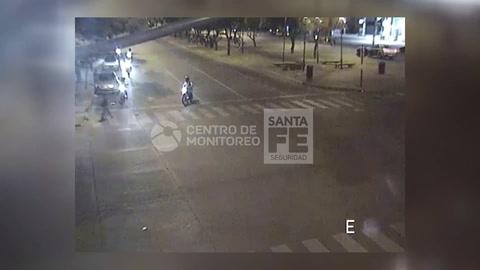 Desbaratan una picada de motos en la zona de Oroño y Lamadrid