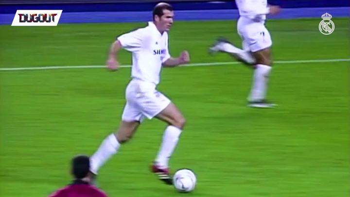 The Very Best of Zinedine Zidane!